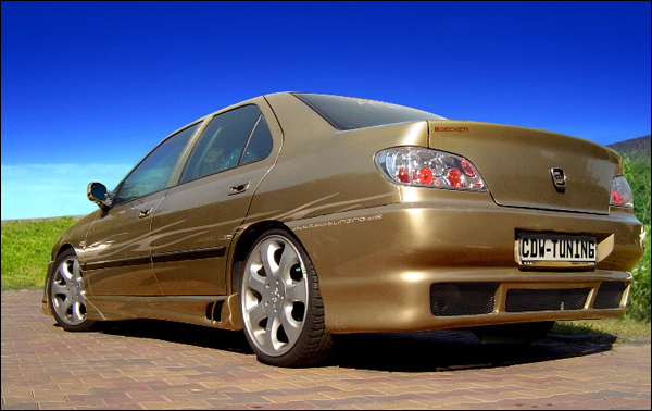 ps 516 0 Peugeot 406 Tuning model