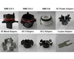 Цокли / Адаптери за E39, E46, GOLF V, H7, H1.