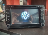 OEM Double Din, Двоен дин за VOLKSWAGEN Beetle/Caddy/Tiguan/Scirocco DD8785DVB