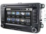 Double Din / Двоен дин DVD GPS TV за Seat Leon / Cupra