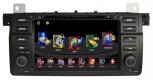 Double Din / Двоен дин DVD GPS TV за BMW 3 E46 (DVB-T)