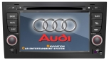 Double Din / Двоен дин DVD GPS TV за Audi A4 2002-2010