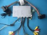 Mercedes Command NTG 2 Мултимедия Видео Интерфейс