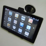 "Navi Bulgaria 7"", 600Mhz GPS, Bluetooth, AV вход,128MB, FM, Win CE 5"