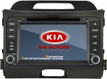 Double Din / Двоен дин DVD GPS TV за KIA Sportage