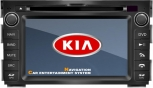 Double Din / Двоен дин DVD GPS TV за KIA Ceed