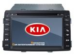 Double Din / Двоен дин DVD GPS TV за KIA Sorento