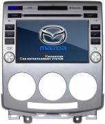 Double Din / Двоен дин DVD GPS TV за Mazda 5