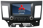 Double Din / Двоен дин DVD GPS TV за Mitsubishi Lancer