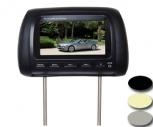 Подглавник с LCD-TFT Монитор и дистанционно