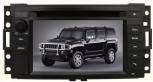 Double Din / Двоен дин DVD GPS TV за HUMMER H3