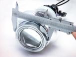 Bi-Xenon Projector Ф 2.8 / 100 mm. H4, 9004, 9007