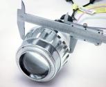 Bi-Xenon Projector Ф 2.8 / 75 mm. H1, H7, 9005, 9006
