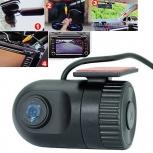 Мини камера за кола, резолюция HD 720P, модел Black Hero