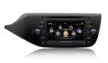 OEM Мултимедия,Двоен дин DVD GPS TV за Kia Ceed 2013