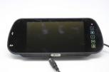 """Огледало за задно виждане с вграден 7""""LCD цветен дисплей"""