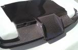 MERCEDES Diffuser SL AMG Black Series