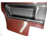 VW GOLF MK1 Hollow rear panels