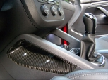 VW GOLF MK5 Console Triangles
