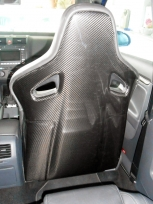 VW GOLF MK5 Backseat Cover R32