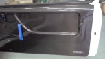FORD SIERRA COSWORTH Front Door Panels - 036PP001