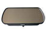 """Огледало за задно виждане с 7""""LCD дисплей, Bluetooth, SD, Плейър"""
