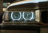 CCFL Angel Eyes - Ангелски очи за BMW e36 3-та серия 91-2000 година