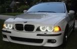 CCFL Angel Eyes - Ангелски очи за BMW e39 5-та серия 96-2003 година