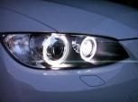 LED Angel Eyes H8 крушки - Ангелски очи за BMW e90/е91/e92/е60/е61 след 2007