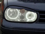 CCFL ANGEL EYES VW Golf 4 1997-2003 Ангелски очи