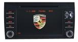 Double Din / Двоен дин DVD GPS TV за Porsche Cayenne 2003-2010