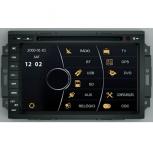 Double Din / Двоен дин DVD GPS TV за Jeep Grand Cherokee