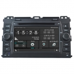 Навигация / Мултимедия за Toyota Prado, Toyota Land Cruiser 120 - DD-8129