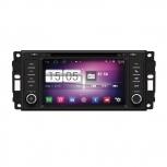 Навигация / Мултимедия с Android за Chrysler Sebring, Jeep - Grand Cherokee, Commander, Wrangler - DD-M202