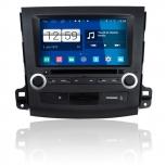 Навигация / Мултимедия с Android за Peugeot 4007 и други - DD-M056