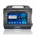 Навигация / Мултимедия с Android за Kia Sportage - DD -M074