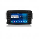 Навигация / Мултимедия с Android за Mercedes C-class W203, CLK C209/W209 и други - DD-M171