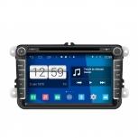 Навигация / Мултимедия с Android за VW Golf, Passat, Tiguan, Touran, EOS, Caddy, Jetta и други - DD-M370