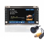 Double Din / Двоен дин DVD GPS TV Bluetooth Универсален с DVB-T