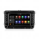 Навигация / Мултимедия с Android 8.0 или 7.1 за VW Golf, Passat, Tiguan, Touran, EOS, Caddy, Jetta и други DD-7048