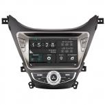 Навигация / Мултимедия за Hyundai Elantra - DD-8258