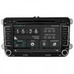 Навигация / Мултимедия за VW Golf, Passat, Tiguan, Touran, EOS, Caddy, Jetta и други - DD-8240