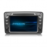 Навигация / Мултимедия DYNAVIN за Mercedes C-class  W203, CLK-class W209, Vito, Viano - N6-MC2000