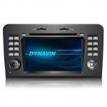 Навигация / Мултимедия DYNAVIN за Mercedes ML-class W164, GL-class  X164 - N6-MBML