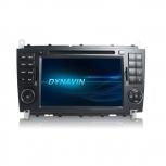 Навигация / Мултимедия DYNAVIN за Mercedes C-class  W203 - N6-MBC