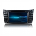 Навигация / Мултимедия DYNAVIN за Mercedes E-class  W211, CLS-class W219 - N6-MBE