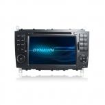 Навигация / Мултимедия DYNAVIN за Mercedes CLK-class W209 - N6-CLK
