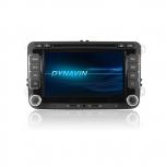 Навигация / Мултимедия DYNAVIN за VW Golf, Passat, Tiguan, Touran, EOS, Caddy, Jetta и други - N6-VW