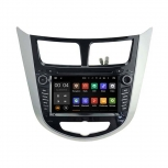 Навигация / Мултимедия с Android 8.0 или 7.1 за Hyundai Verna  - DD-5711