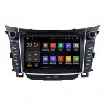 Навигация / Мултимедия с Android 6.0 или 7.1 за Hyundai I30  - DD-5724